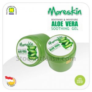 MORESKIN Aloe Vera Soothing Gel NASA