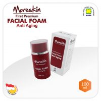 Moreskin Premium Facial Foam Anti Aging NASA