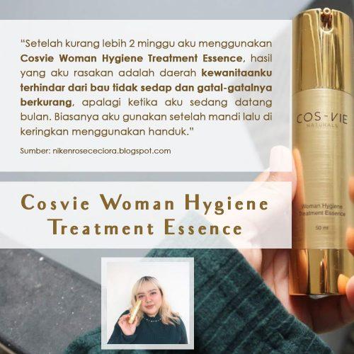 COS-VIE Woman Hygiene Treatment Essence 3