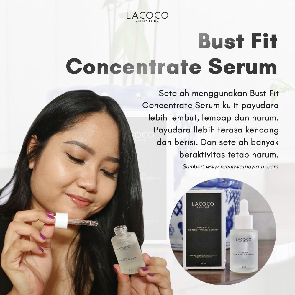 Testimoni Bust Fit Concentrate Serum