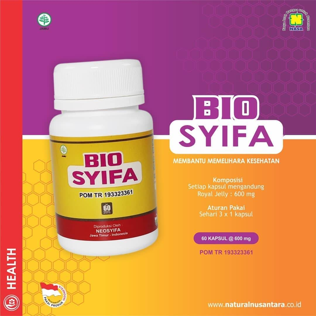 Bio Syifa Royal Jelly Gamat Nasa