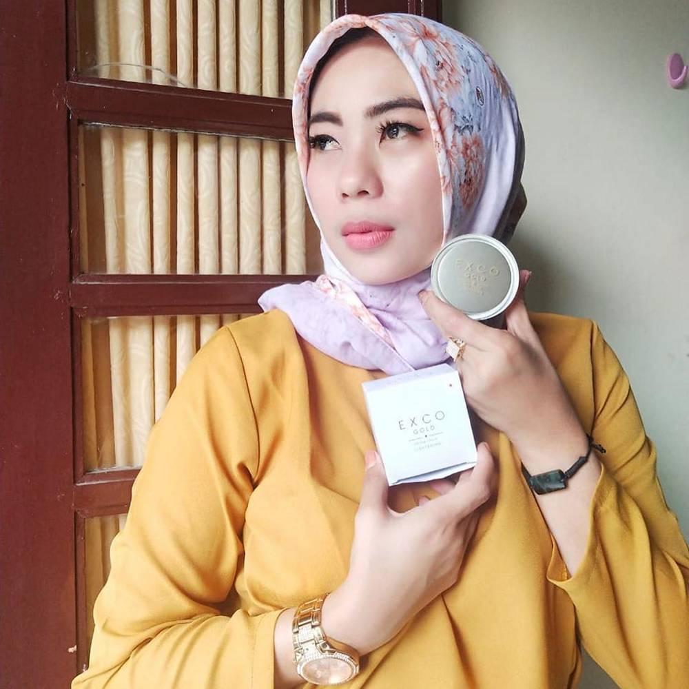 Exco Gold Day Cream untuk Wanita