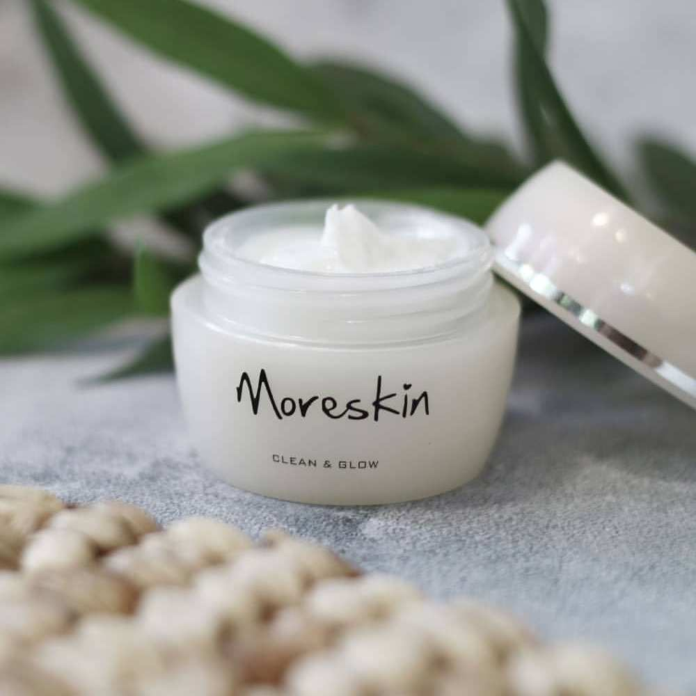 Moreskin Clean and Glow Cream