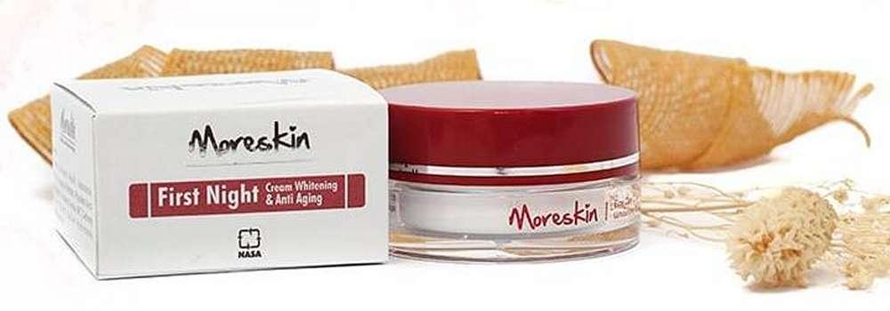 Moreskin First Night Cream Whitening