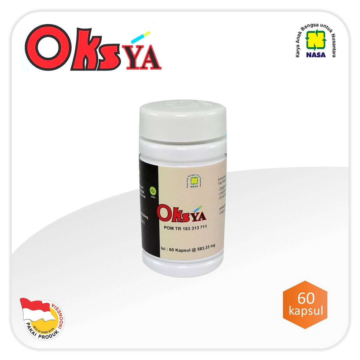 OKSYA NASA Herbal