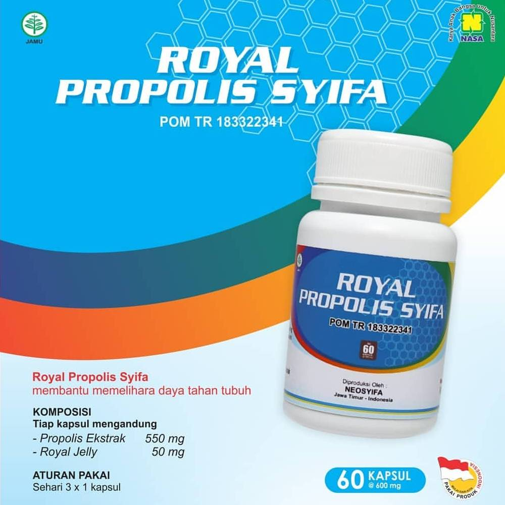 Gambar Royal Propolis Syifa Nasa