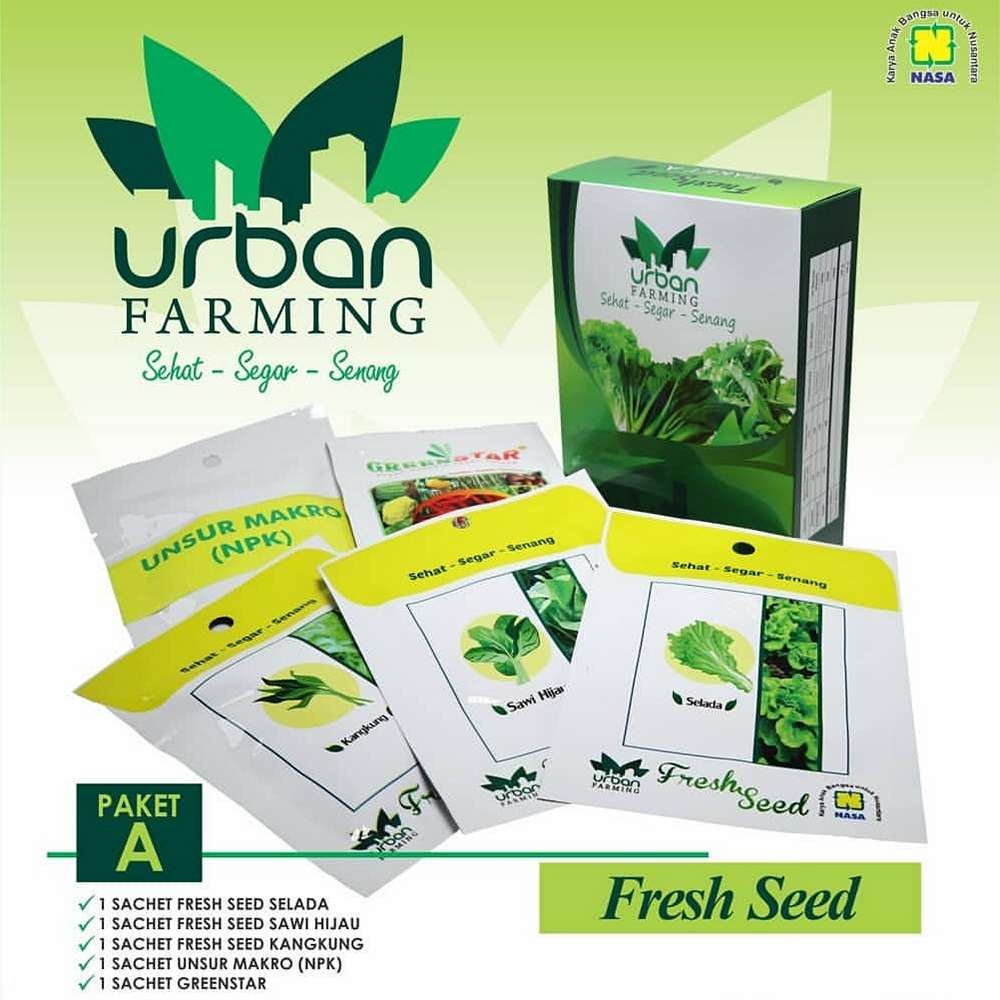 Urban Farming Fresh Seed A