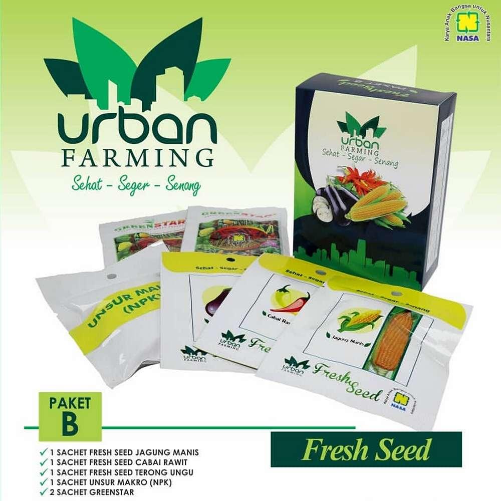 Urban Farming Fresh Seed B