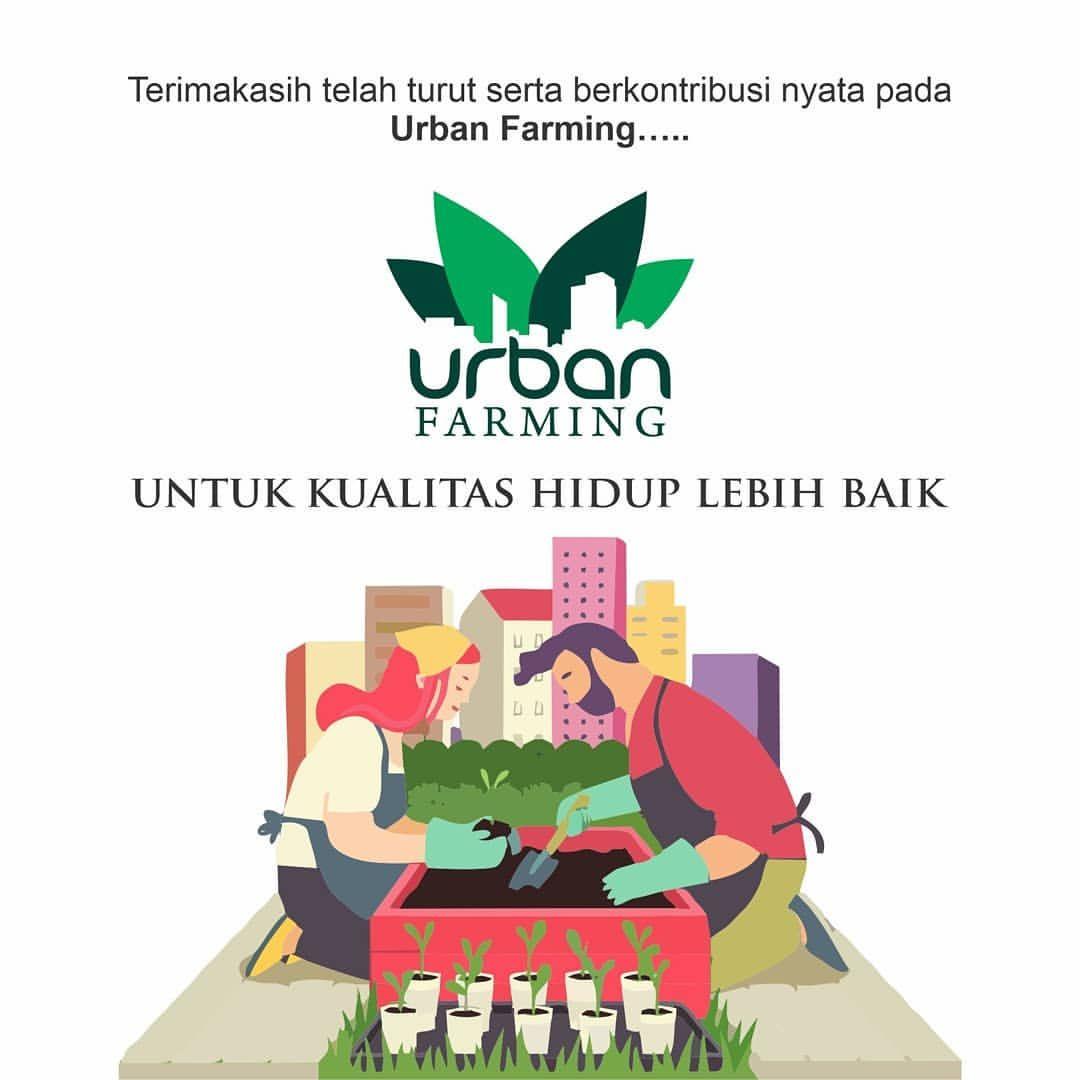 Urban Farming NASA untuk Kualitas Hidup