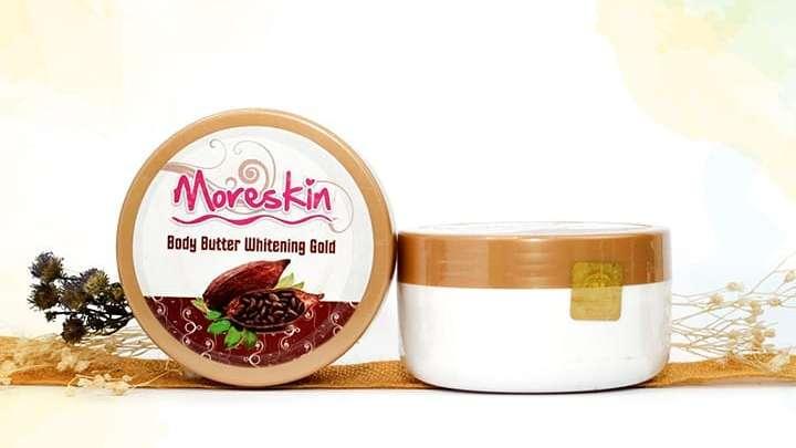Moreskin Body Butter Nasa