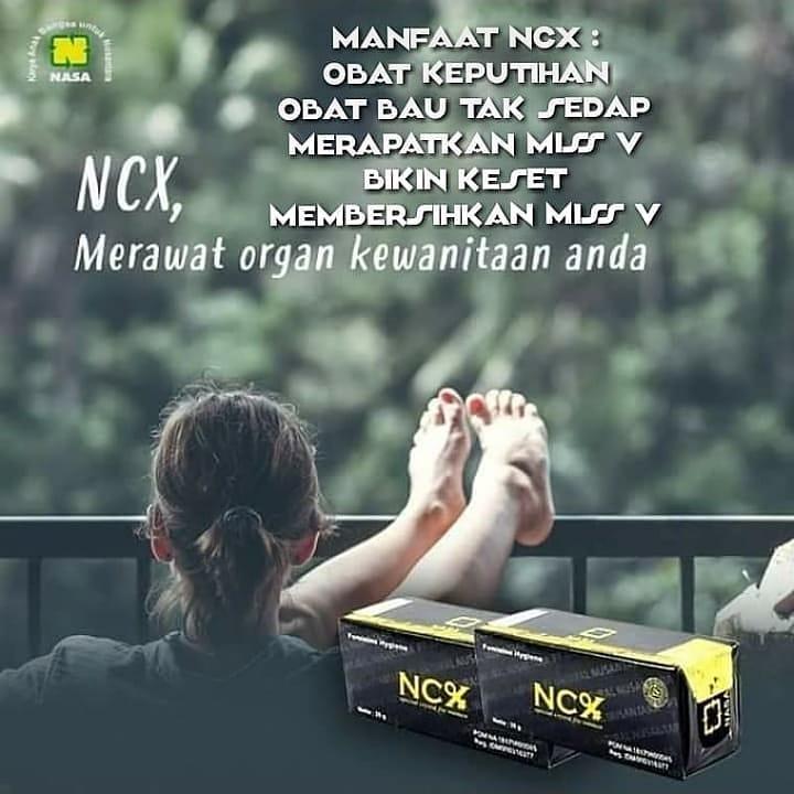 Banner NCX Nasa