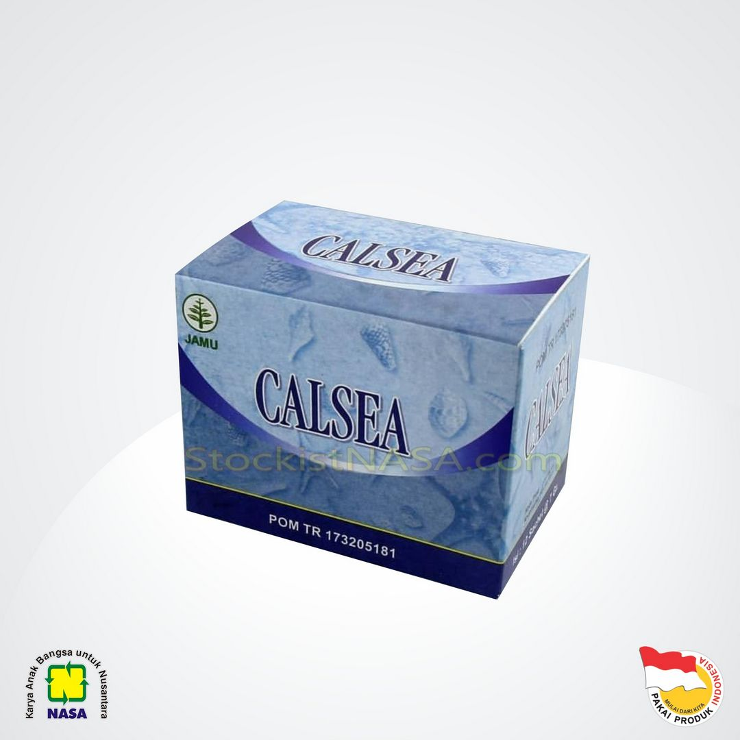 Calsea High Calsium Nasa