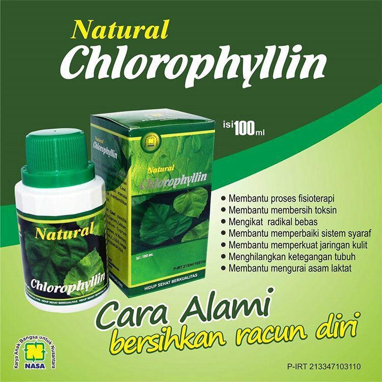 NChlo Chlorophyllin 1