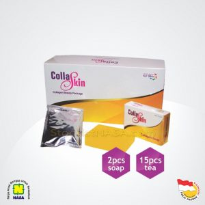 Collaskin Collagen Skincare Nasa