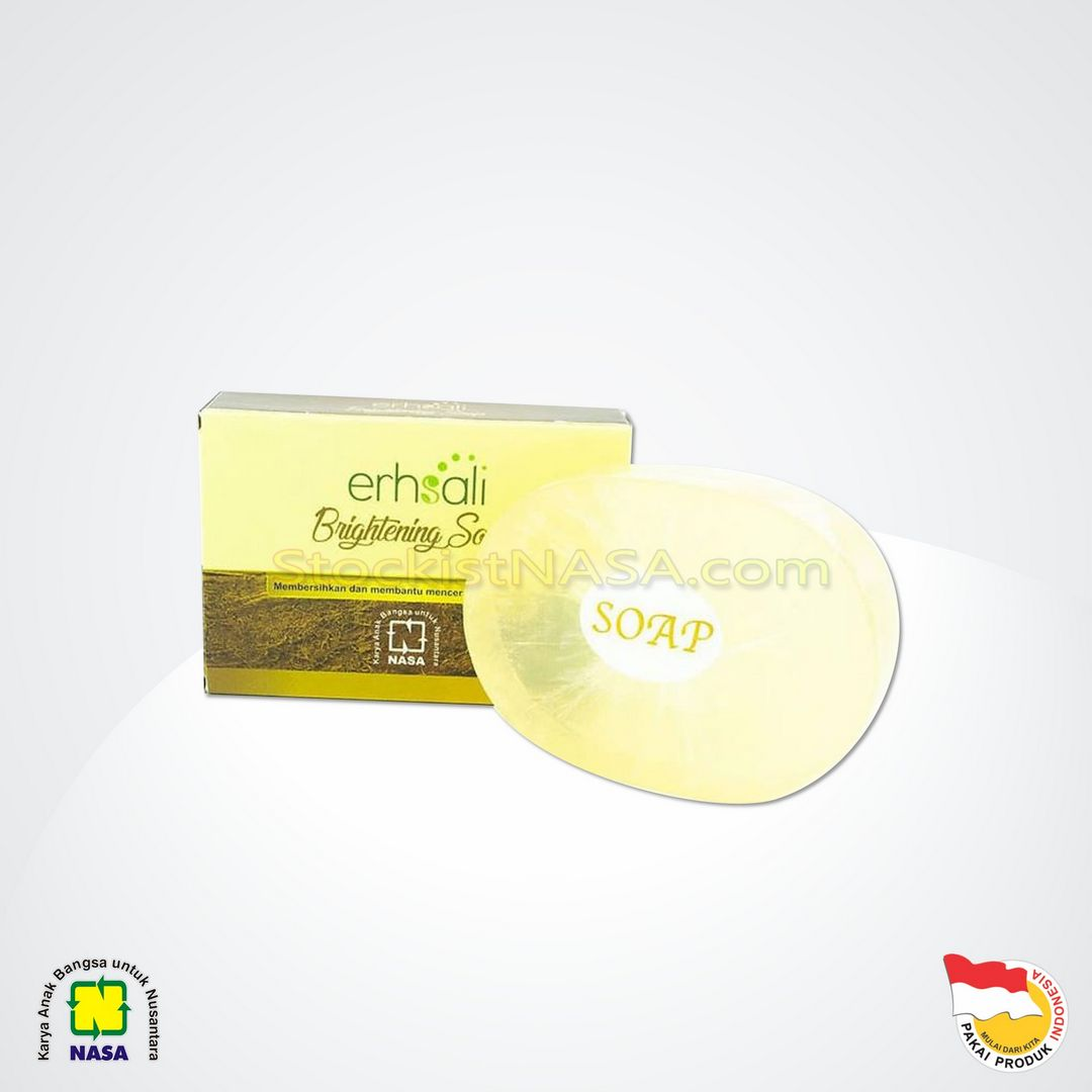 Erhsali Brightening Soap Nasa