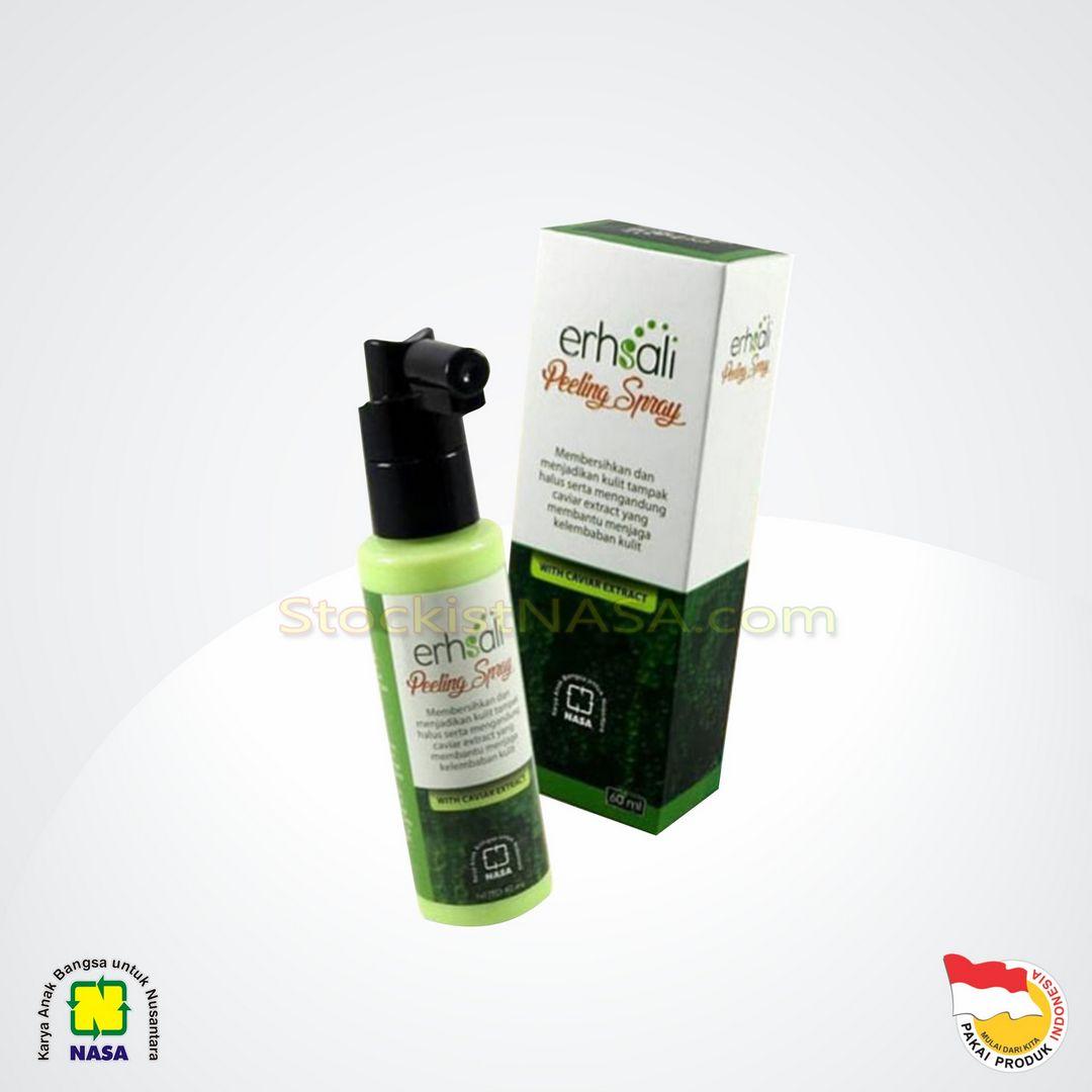 Erhsali Peeling Spray Nasa