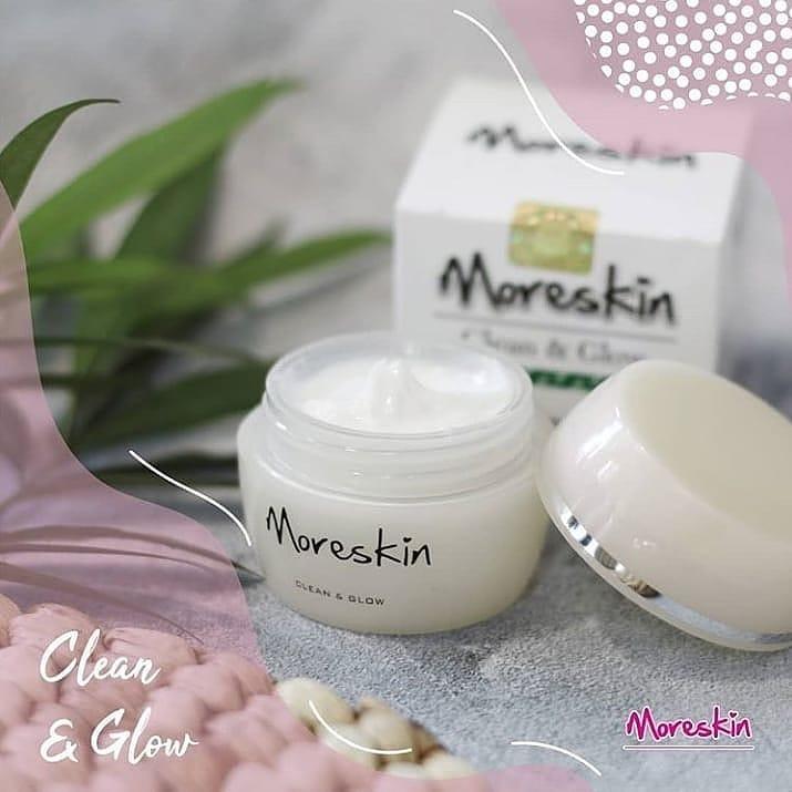 Gambar Moreskin Clean Glow