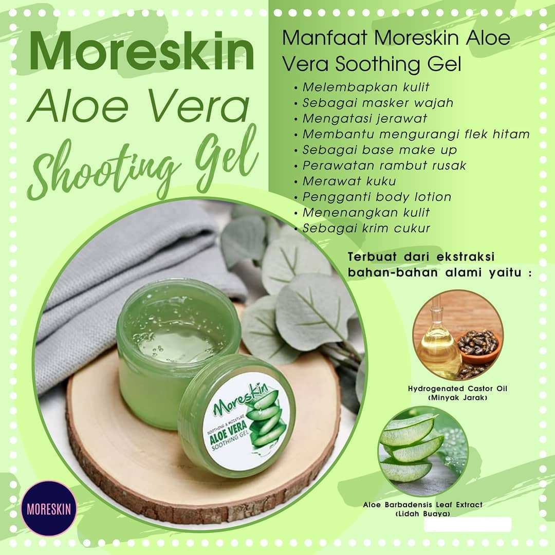 Manfaat ALoe Vera Gel Nasa