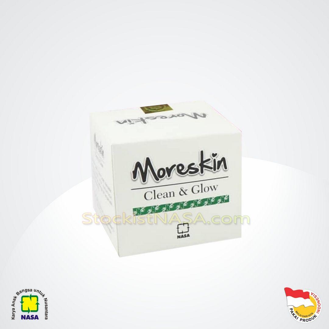Moreskin Clean Glow Cream