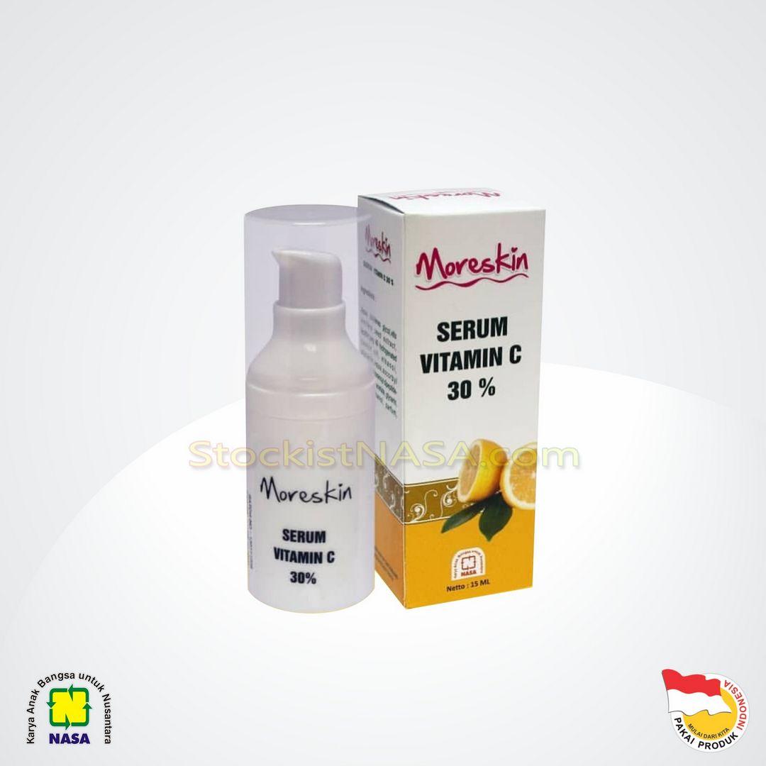 Moreskin Serum Vitamin C Nasa