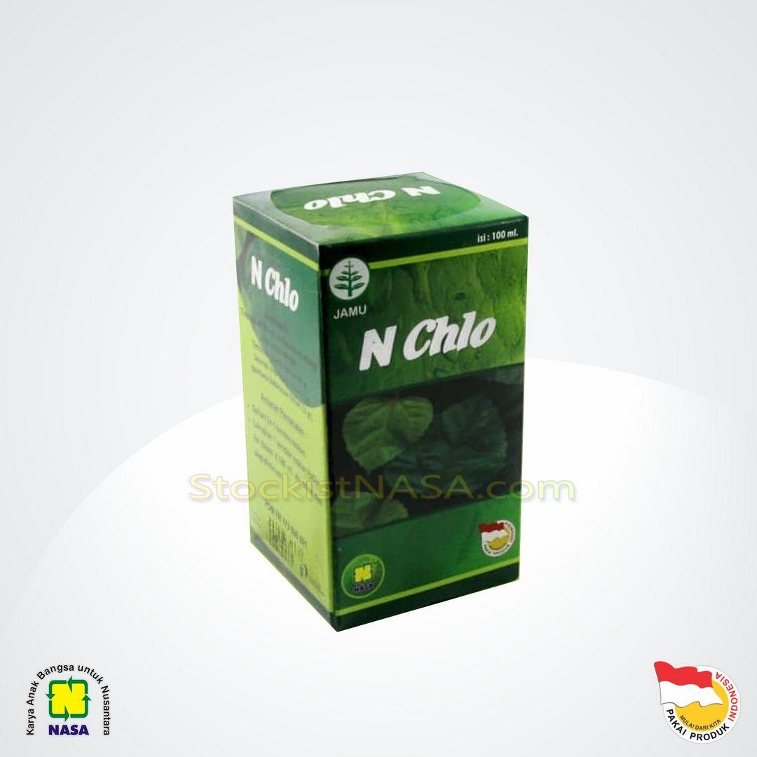 NChlo Chlorophyllin Nasa