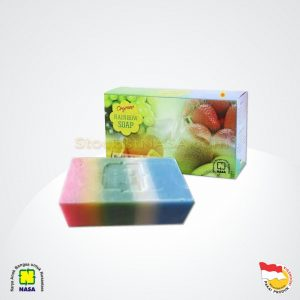 Orysoap Rainbow Soap Nasa