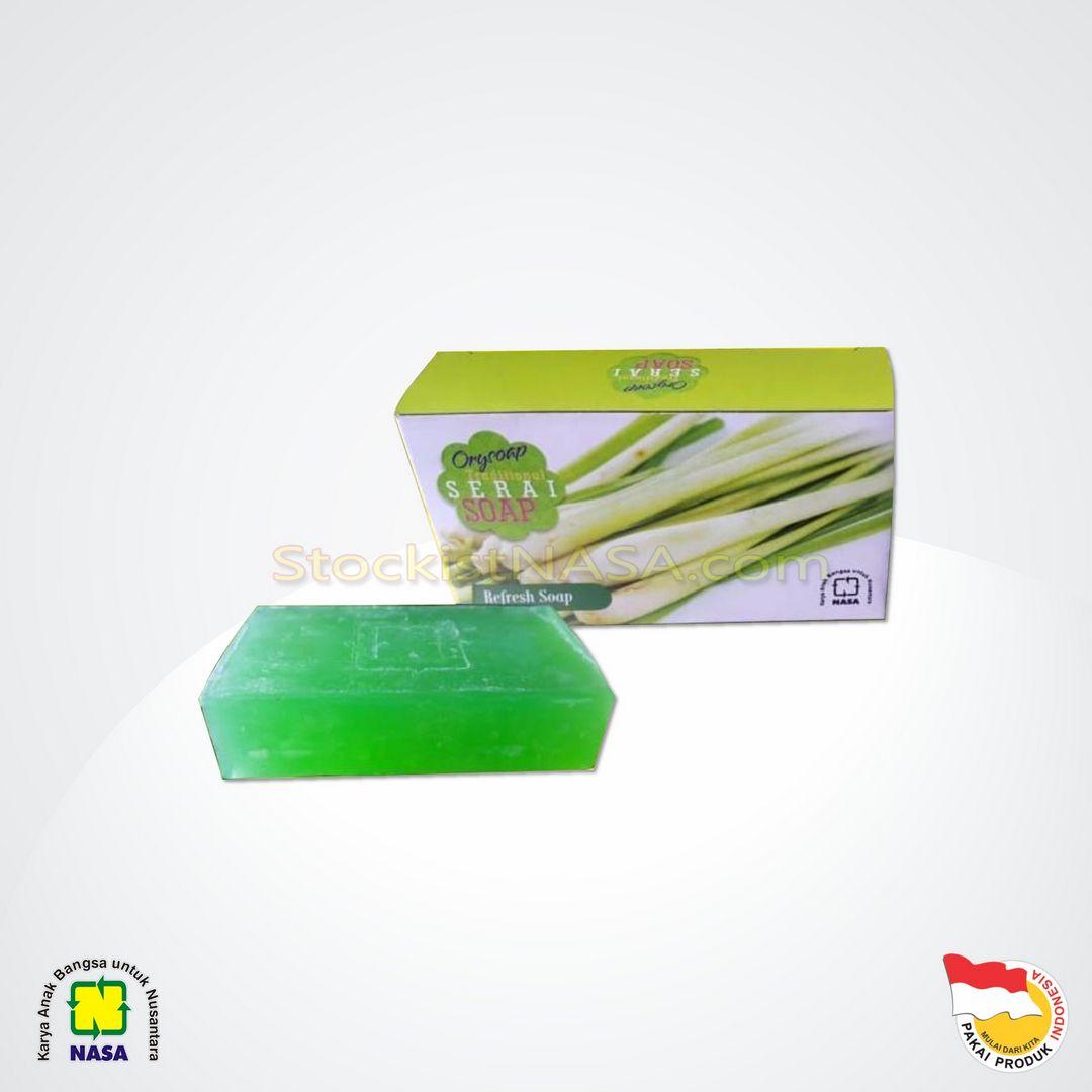 Orysoap Serai Soap Nasa