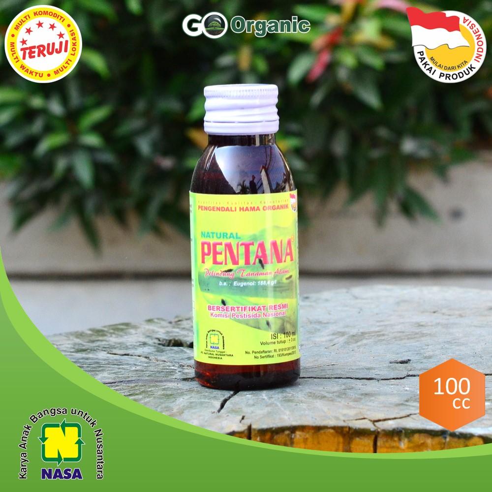 Pentana Pestisida Alami 1