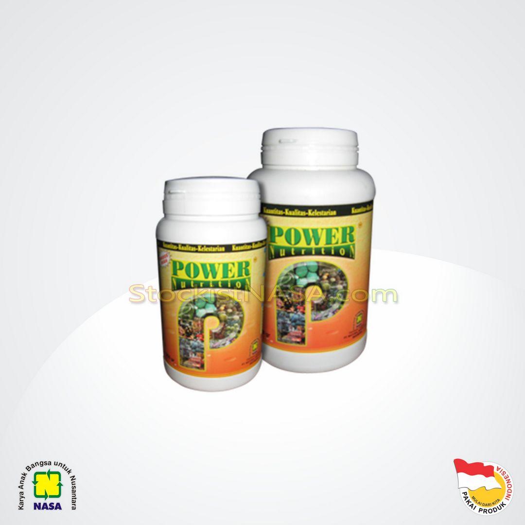 Power Nutrition Nasa 250gr