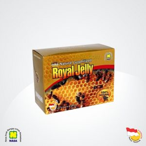 NRJ Natural Royal Jelly Nasa