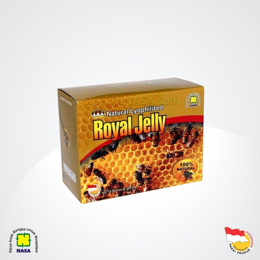 NRJ Natural Royal Jelly Nasa