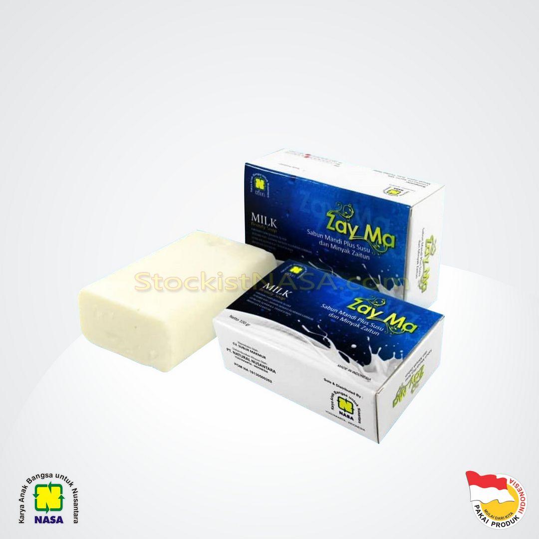 Sabun Zayma Milk Nasa