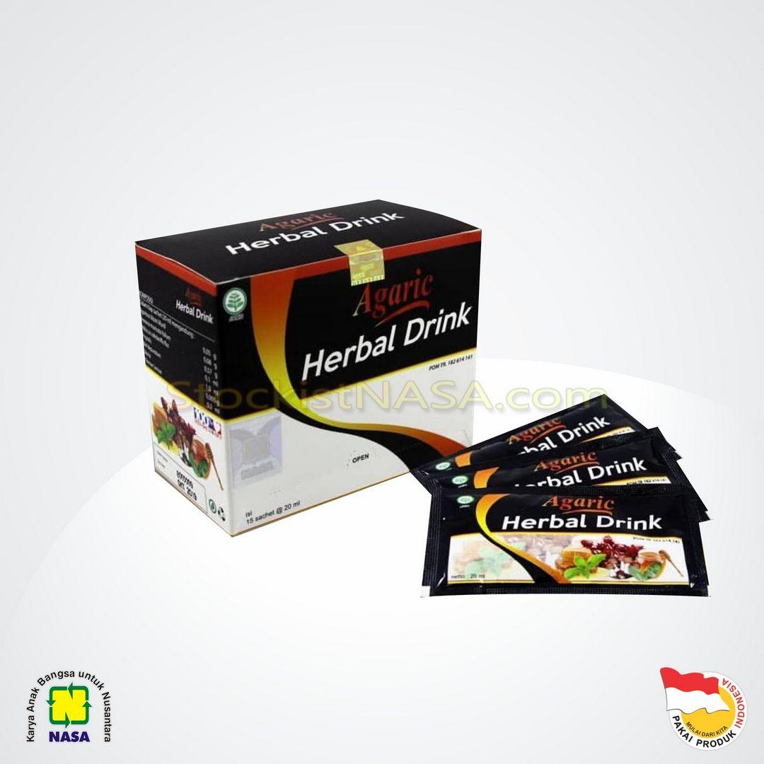 Agaric Nasa Herbal Drink