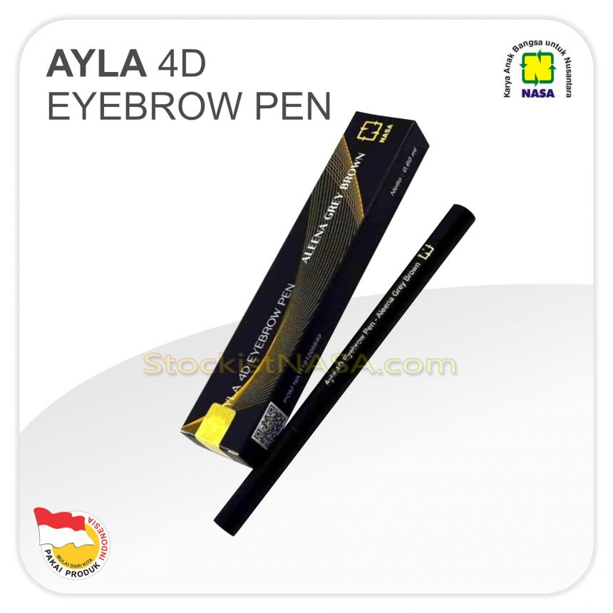 AYLA 4D Eyebrow Pen