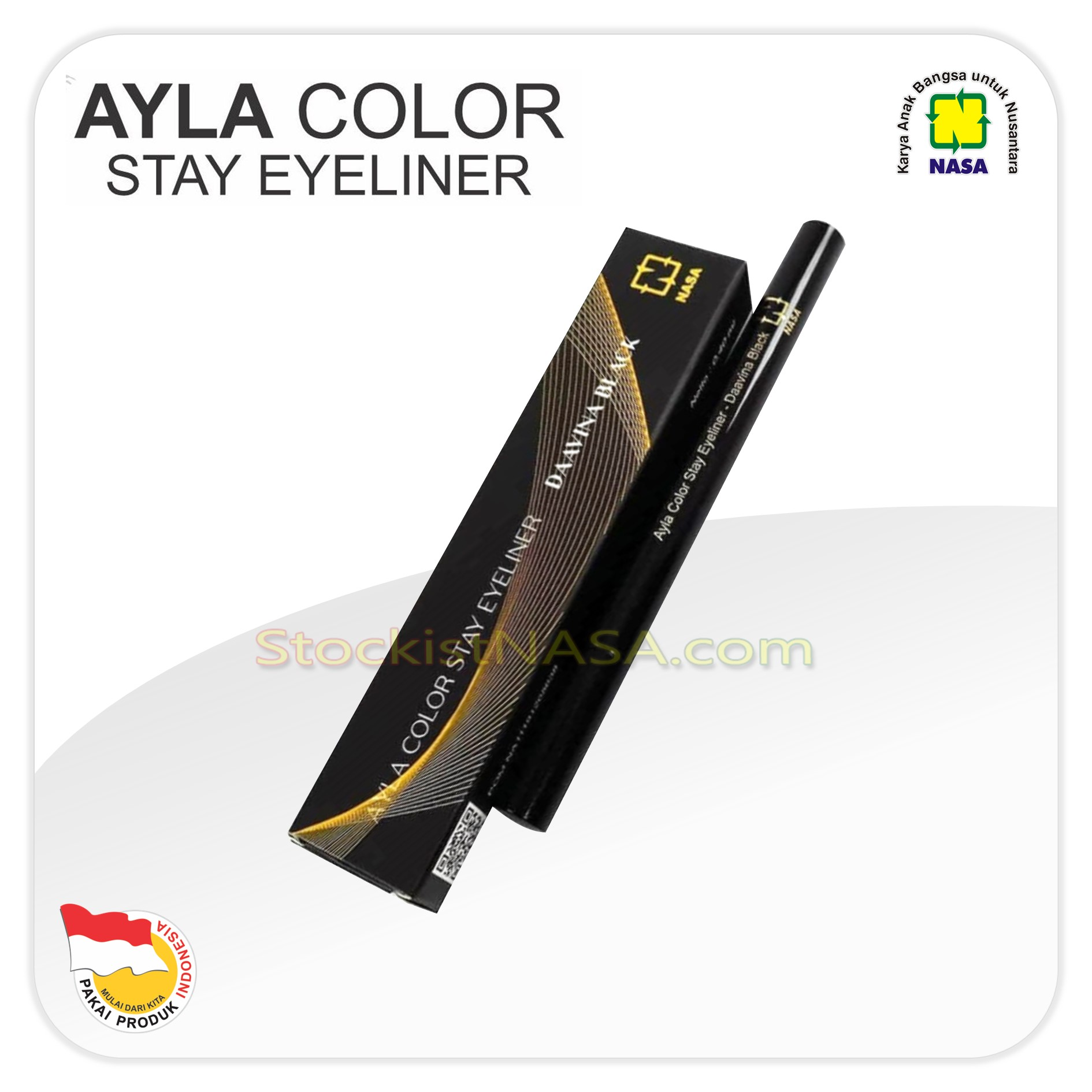 AYLA Color Stay Eyeliner