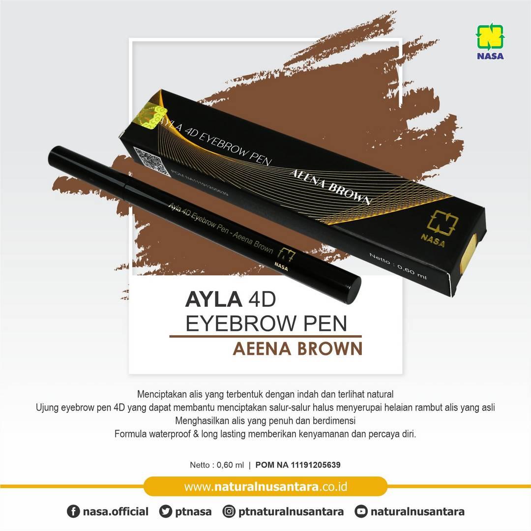 AYLA 4D Eyebrow Pen Aeena