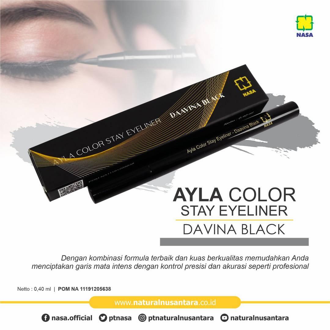 AYLA Eyeliner Davina Black