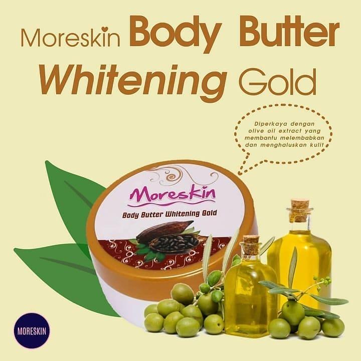 Gambar Moreskin Body Butter Nasa