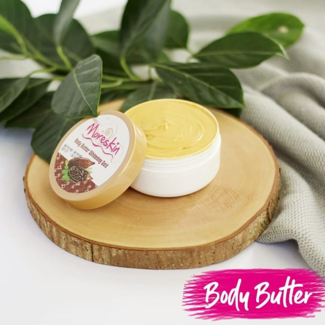 Isi Moreskin Body Butter Nasa