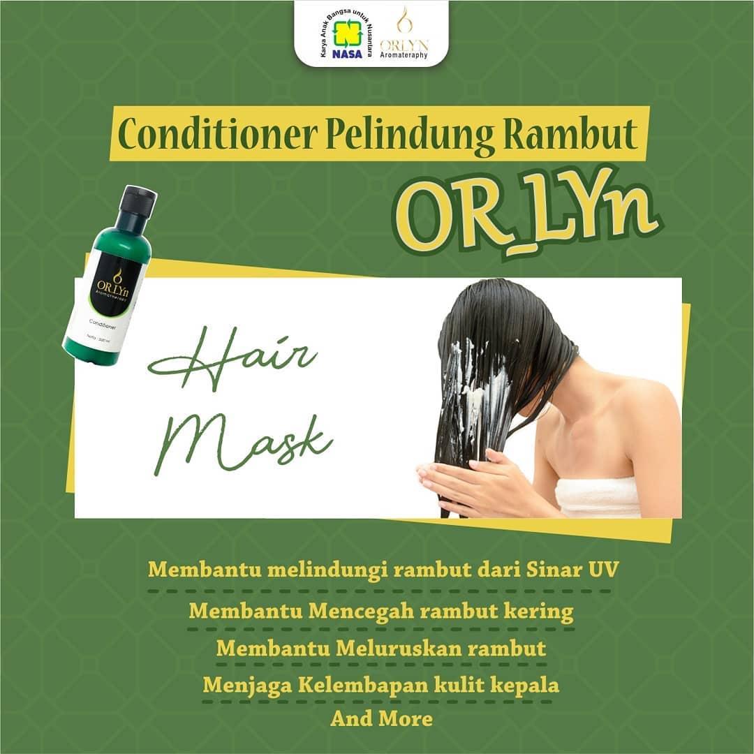 Manfaat Orlyn Conditioner Nasa