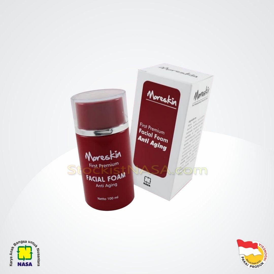 Moreskin Facial Foam Anti Aging