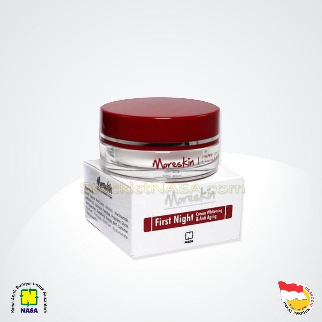 Moreskin First Night Cream Anti Aging