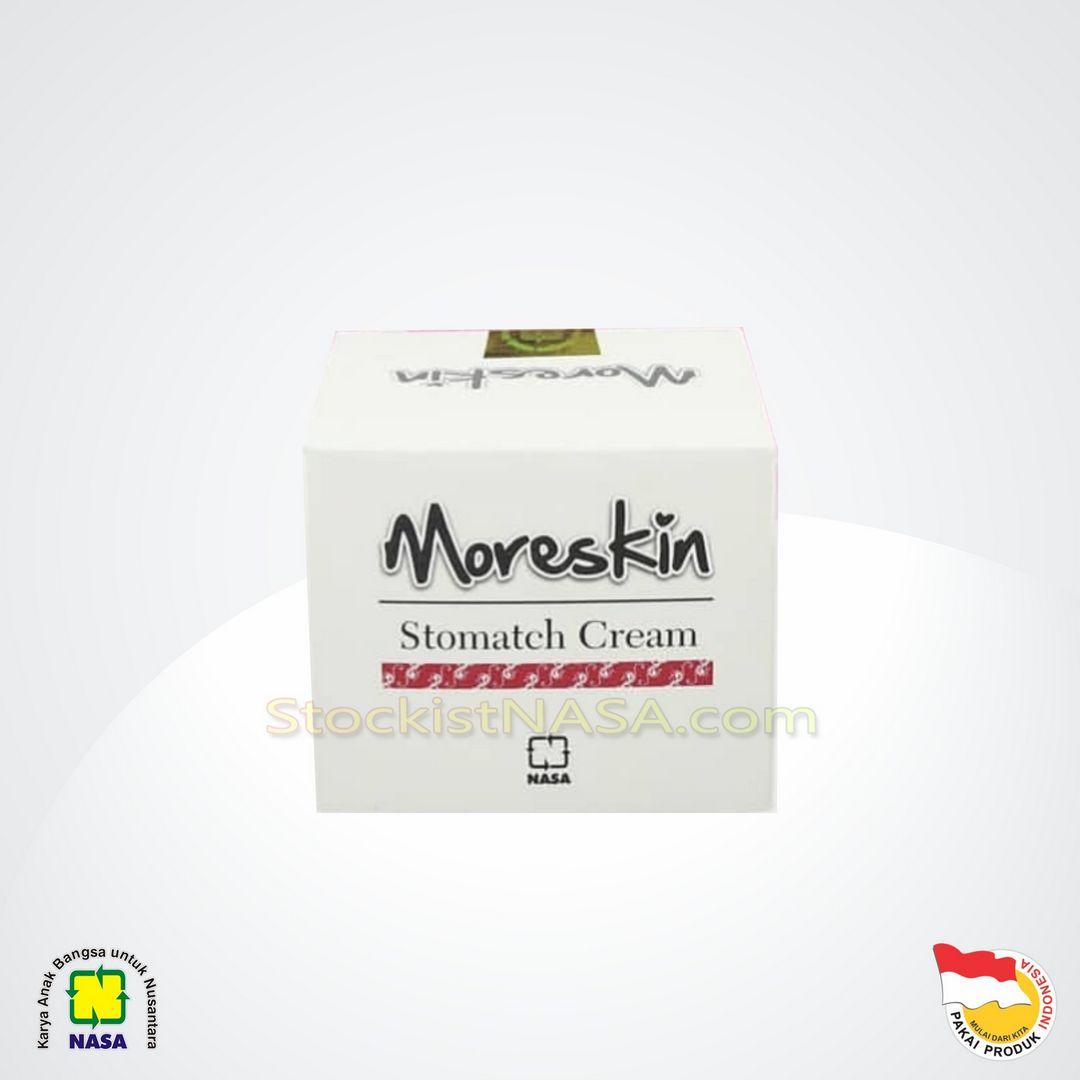 Moreskin Stomatch Cream Nasa