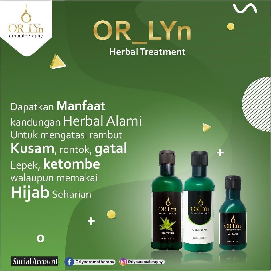 Orlyn Herbal Treatment Series