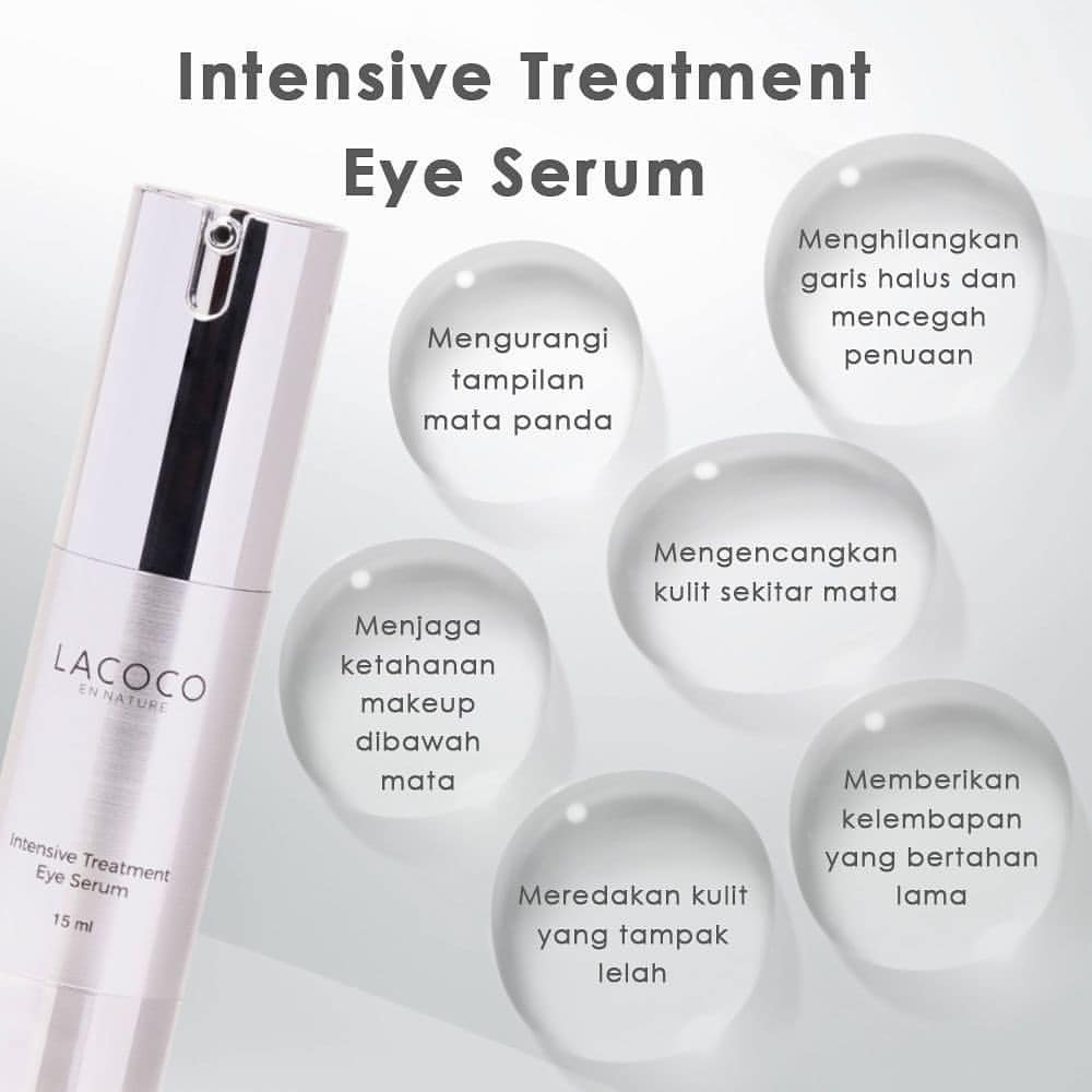 Manfaat Lacoco Eye Serum