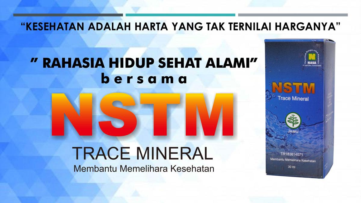 Gambar NSTM NASA Trace Mineral