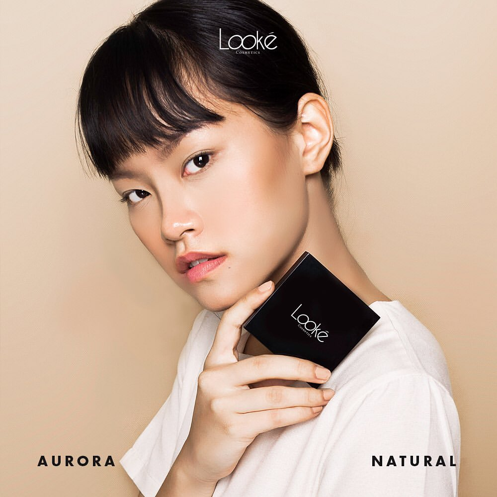 Looke Pressed Powder AURORA