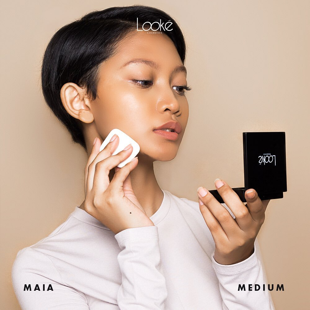 Looke Pressed Powder MAIA