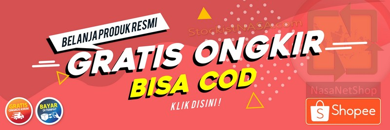HERBATHUS NASA di Shopee
