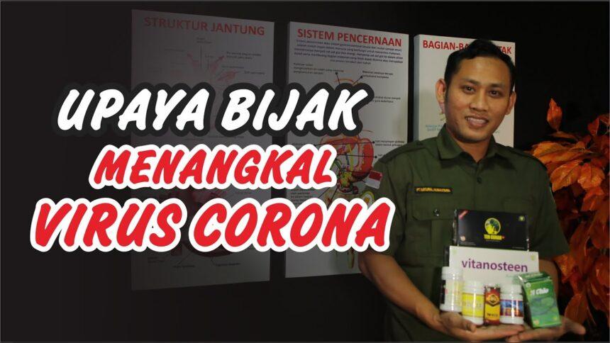 Upaya Bijak Menangkal Virus Corona